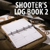 Блокнот Shooters Log Book 2