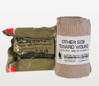 North American Rescue Emergency Trauma Dressing (ETD) 4""