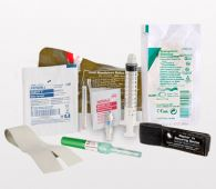 North American Rescue Needleless Saline Lock Kit