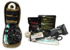 Аптечка в подсумке Coyote Tactical Solutions Rapid Action Kit (с наполнением)
