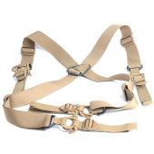 High Speed Gear High Speed Low Drag Suspenders