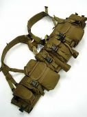 SFG 1195J Rifleman Navy Seal UDT Swimmer Harness