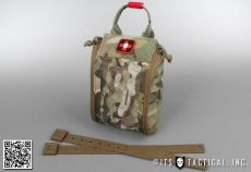 ITS Tactical Fatboy ETA Trauma Kit Pouch