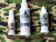 Italian Gun Grease Cleaning Set 3