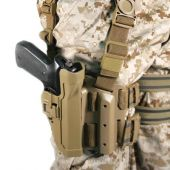 BlackHawk! Level 2 Tactical SERPA Holster