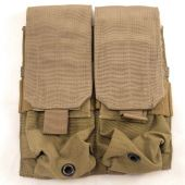 Eagle Industries MOLLE Double Mag Pouch M4